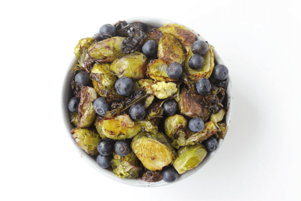 blueberry brussels