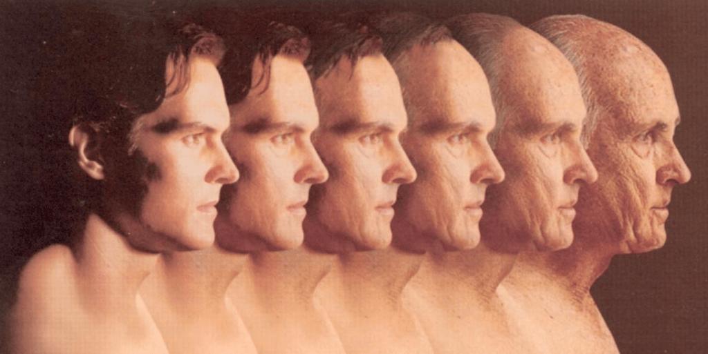 Aging-man