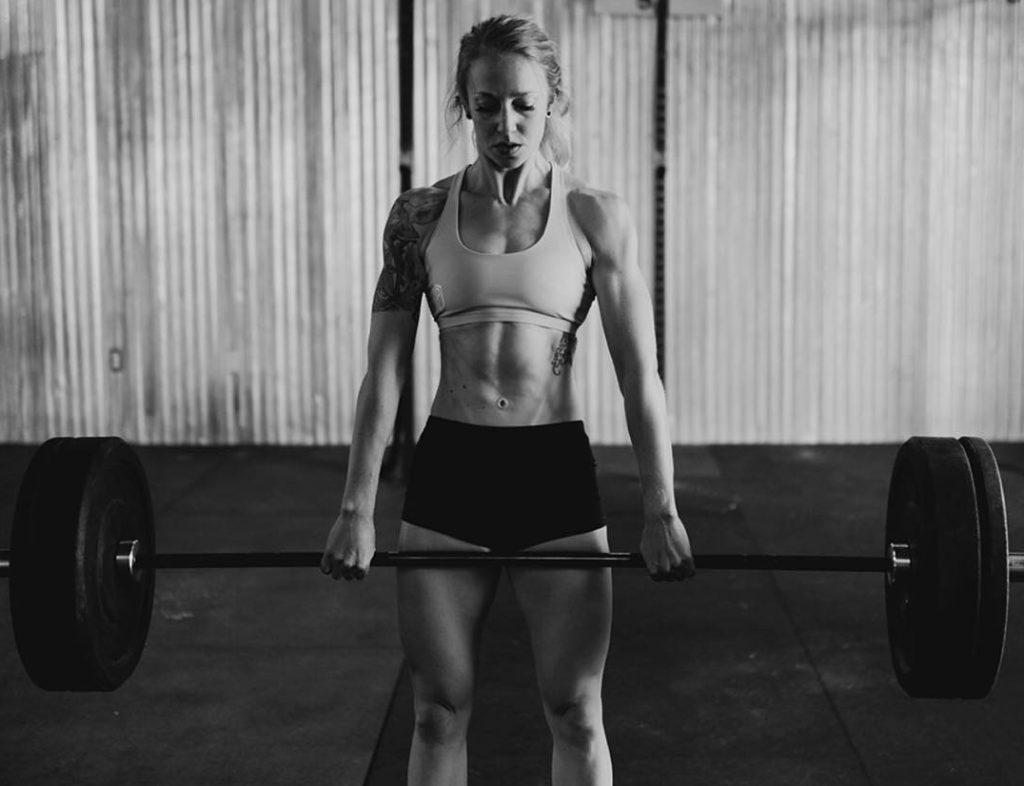 Caroline workout