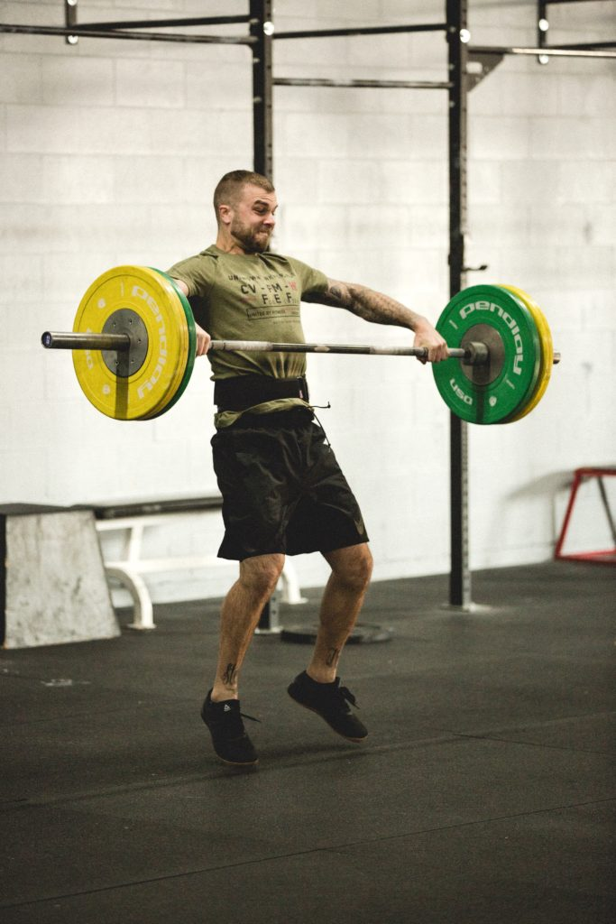 Coach Cody, Performing A Barbell Snatch