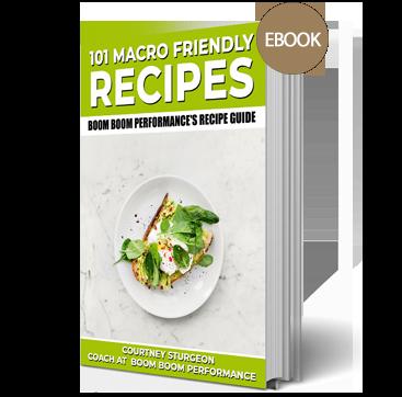 101 Macro Friendly Recipes