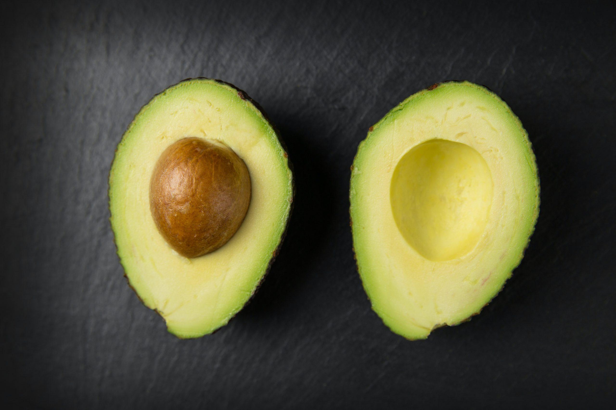 2 avocados