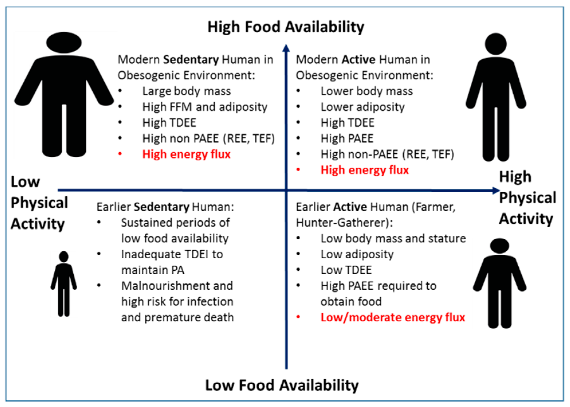 Scale of Food Availability